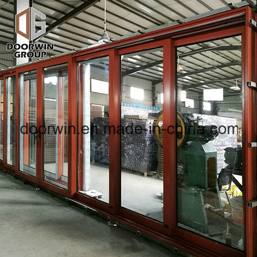 USA Standard Thermal Break Aluminium Sliding Door for Terrace - China Aluminum Sliding Door, Aluminum Door