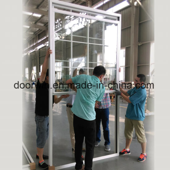 Ultra-Large&Nbsp; Type Single Hung Thermal Break Aluminum Window - China Home Design Windows, Hot Sale Aluminium Window