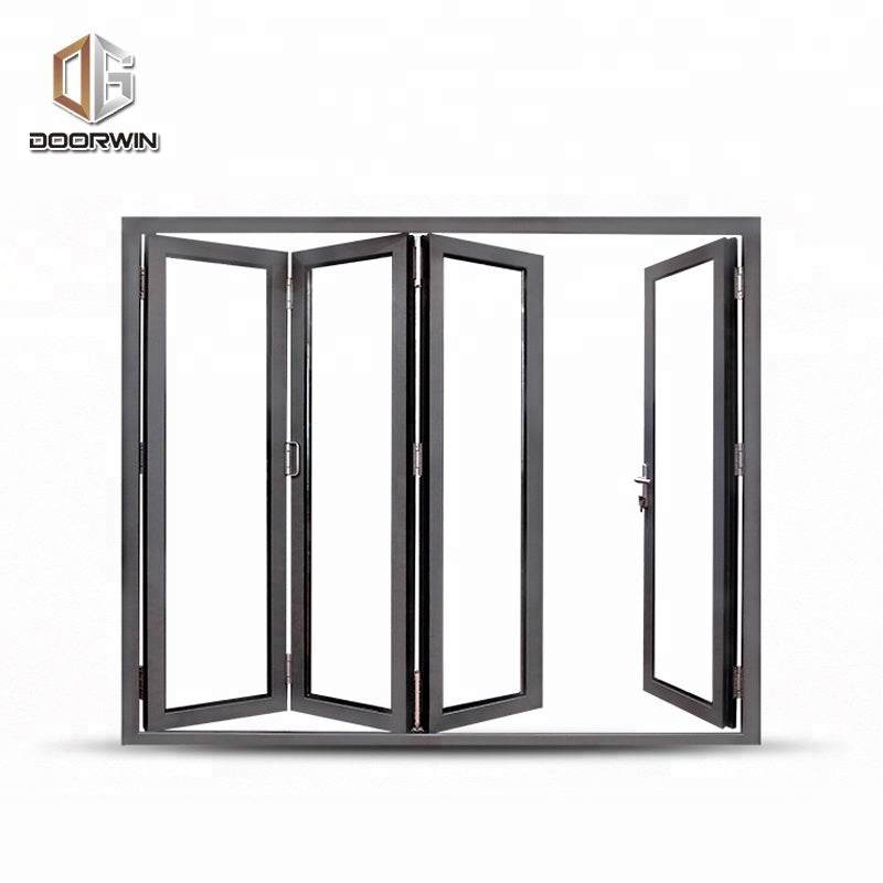 Vancouver aluminium window door hardware folding glass flush door retractable interior doorsby Doorwin
