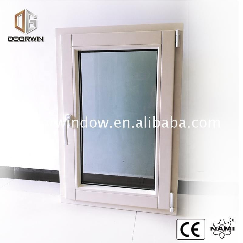Ventilation grille window tinted stained glass by Doorwin on Alibaba