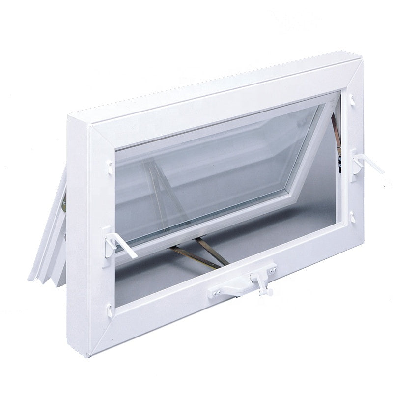 Virginia cheap aluminium crank windows 36 x36 casement window for sale by Doorwin on Alibaba