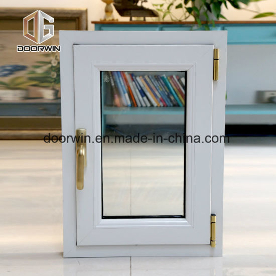 White Tilt and Turn Window with Thermal Break Aluminum - China Tilt and Turn Window, Tilt Turn Window
