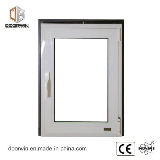 White Tilt and Turn Window - China Aluminum Window, Teak Wood Window
