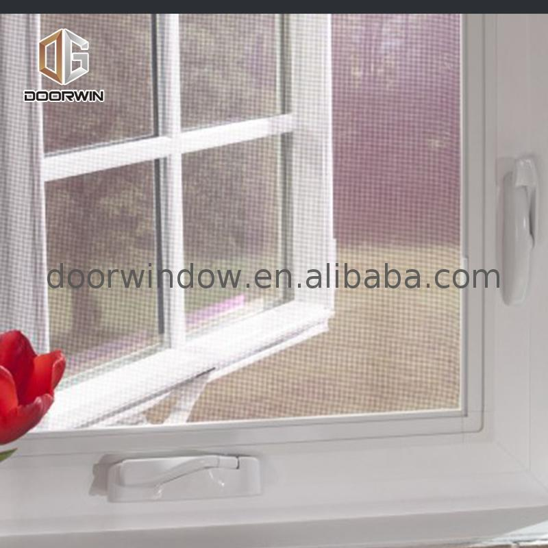 Wholesale price best on windows for house replacement double glazed