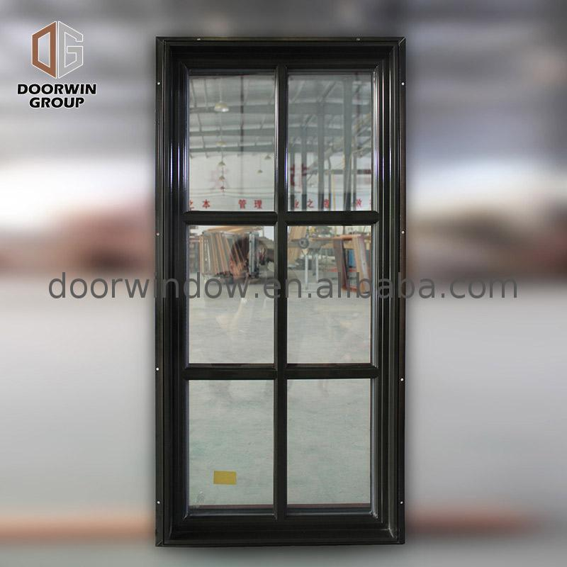 DOORWIN 2021Wholesale price double hung picture window combination