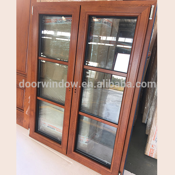 Wholesale price making wooden window frames maintaining mahogany wood windows