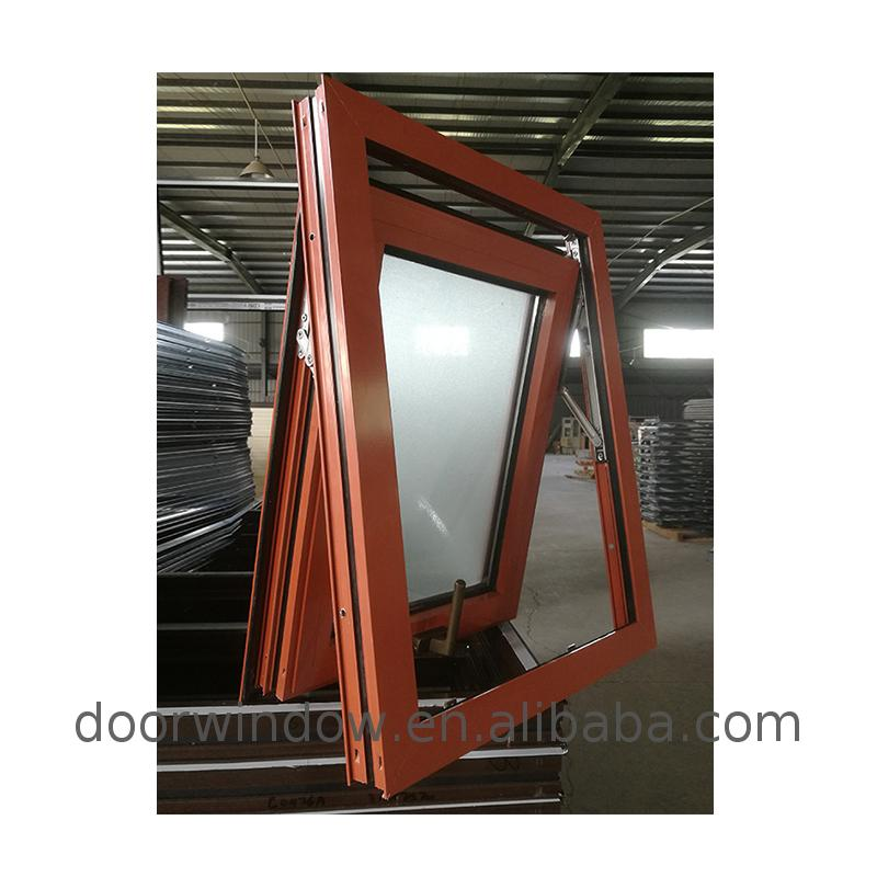 Wholesale price tinting curved windows timber awning tilt-turn window