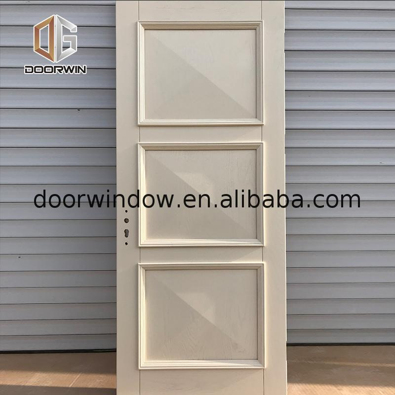 Wholesale three panel patio door closet doors soundproof strip