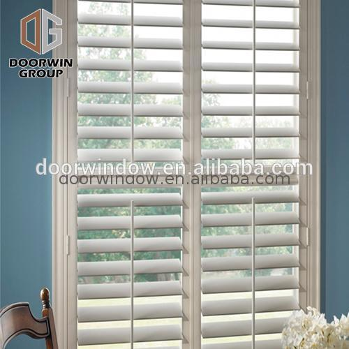 Windows shutters louvers german window with shutter by Doorwin on Alibaba
