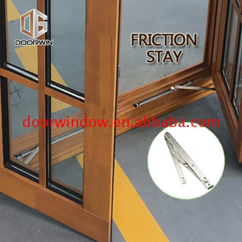 Windows with built in blinds grill design window and mosquito net by Doorwin on Alibaba