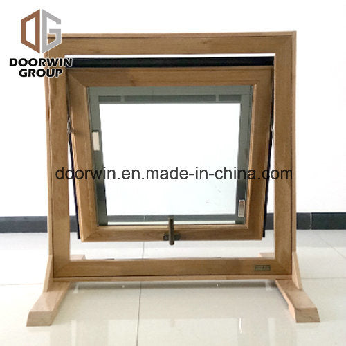 Wood Clad Thermal Break Aluminum Casement/Awning Windows - China Wood Aluminum Window, Wood Aluminum Glass Window
