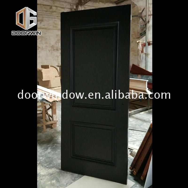 Wood doors interior door skin panel pictures by Doorwin on Alibaba