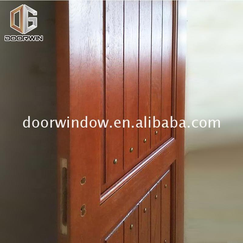 DOORWIN 2021Wooden sash profiles for doors and windows arc interiors wood entry image by Doorwin on Alibaba