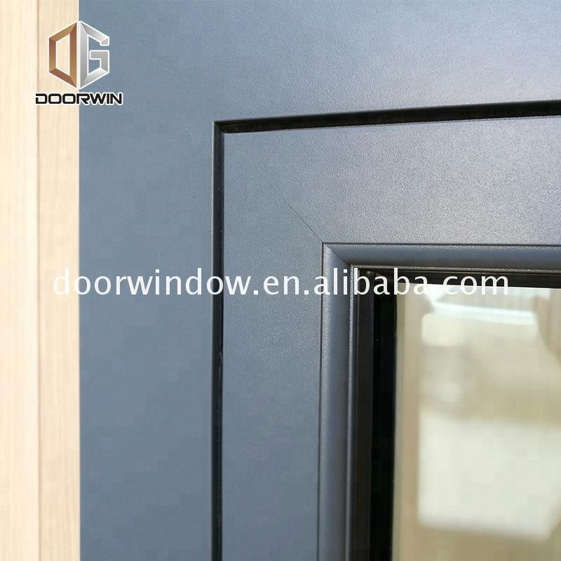 World best selling products hollow glass casement door and window with glazing high quality windows doors German hardware handleby Doorwin on Alibaba