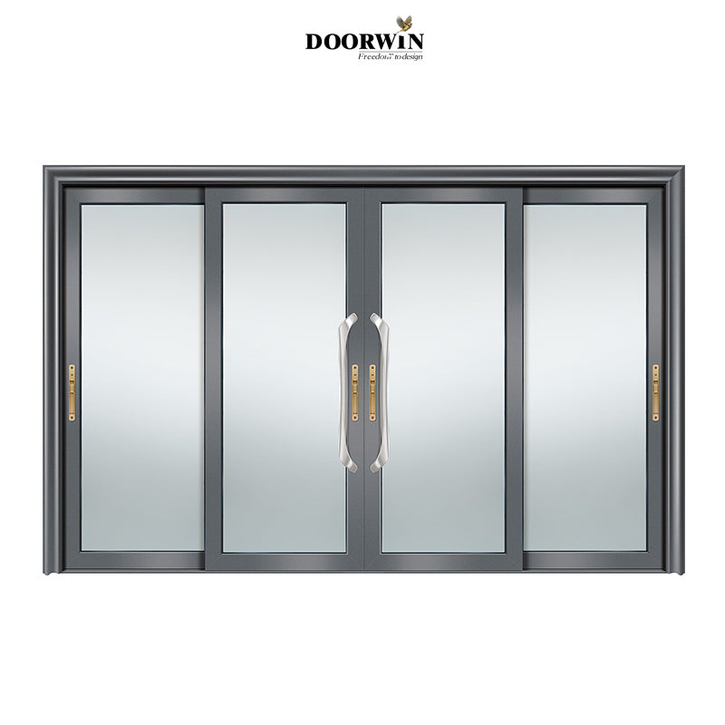 Recommended Sliding Patio Door - Doorwin new hot selling products Ultra-Wide Aluminum Sliding Doors