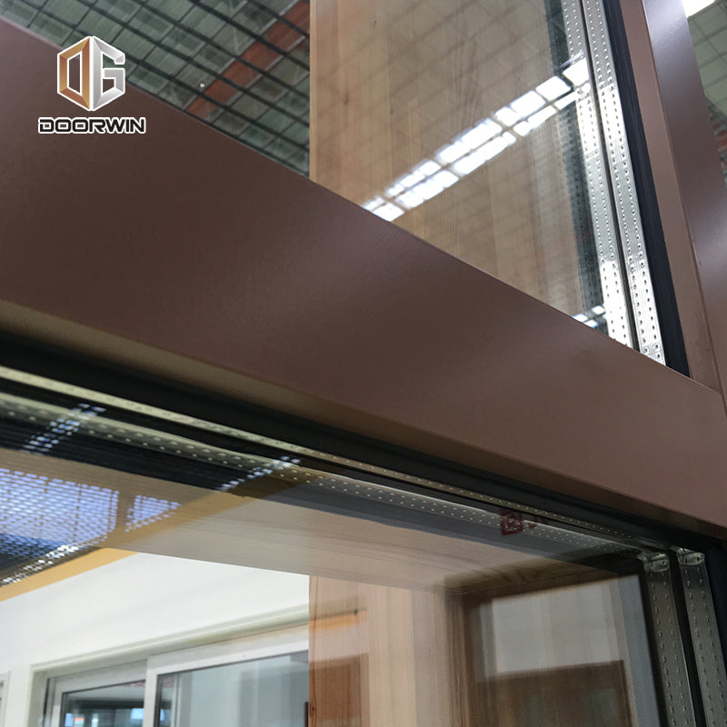 Hot sale solid wood window curtain wall