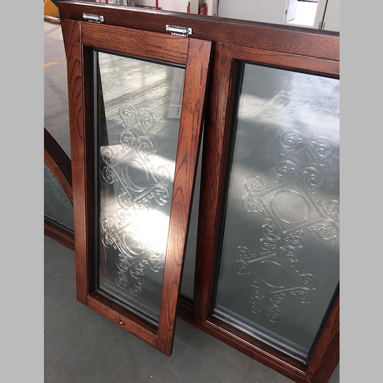 round top window non-thermal break windows medieval arch framesby Doorwin on Alibaba