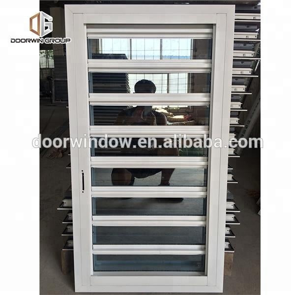 security shutters residential and aluminium louver security shutters & adjustable louver shutter by Doorwin on Alibaba