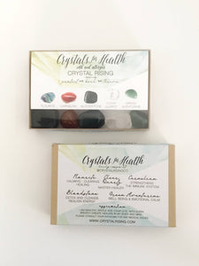 Crystal Rising - Crystals For Health Box Set