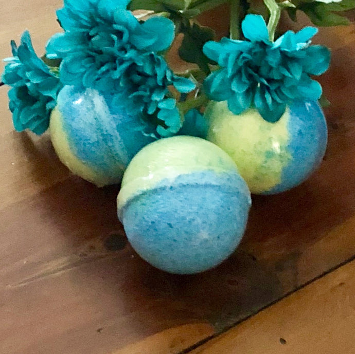 Caribbean Coconut Bath Bomb - 5oz