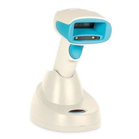 HONEYWELL, XENON 1902 USB KIT, BT, HD COLOR IMAGER, 1D, PDF417, 2D, WHITE DISINFECTANT-READY HOUSING, CHARGE & COMM BASE (CCB01-010BT-HC), USB TYPE A 3M STRT. CBL (CBL-500-300-S00), - POS OF AMERICA