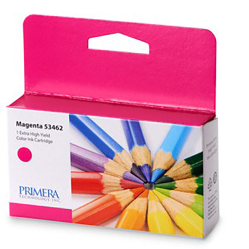 053462 PRIMERA, LX2000, MAGENTA INK CARTRIDGE, HIGH YD - POS OF AMERICA