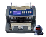 Accubanker Bank Grade Bill Counter AB4200 UV (Ultraviolet Counterfeit detection) - POS OF AMERICA