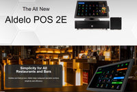 Aldelo POS 2E for Restaurant Station License - POS OF AMERICA