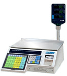 CAS LP1000 Scale with Pole Display - POS OF AMERICA