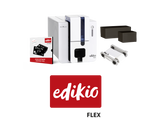 Edikio Guest Flex Complete Bundle with Printer, Software, Ribbon and Cards - POS OF AMERICA