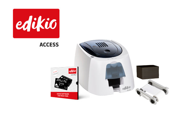 EDIKIO ACCESS - PRICE TAG SOLUTION Complete Starter Bundle - POS OF AMERICA