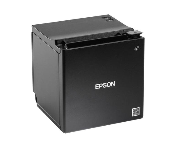 EPSON, TM-M30, THERMAL RECEIPT PRINTER, AUTOCUTTER, USB, ETHERNET, EPSON BLACK C31CE95022 - POS OF AMERICA