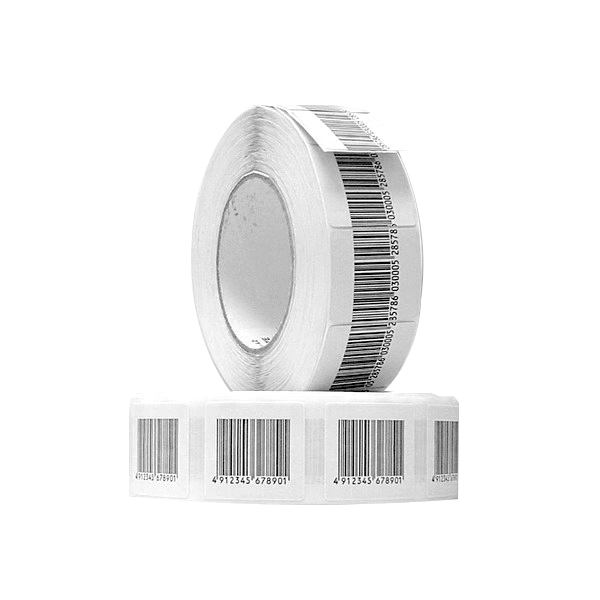 3nStar RF Barcode Label 40*40mm (Box of 20 Rolls of 1000 Labels) (LAB021) - POS OF AMERICA