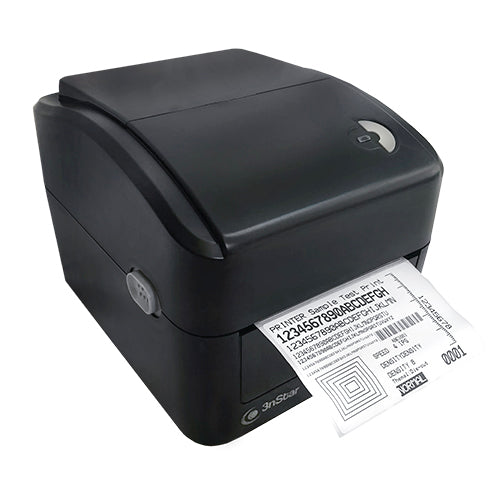 3nStar 4 in Direct Thermal Label Printer (LDT114) with Bartender Label Printing Software USB / LAN - POS OF AMERICA