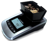Accubanker MS10 Till Counter for Coins & Banknotes (110v) - POS OF AMERICA