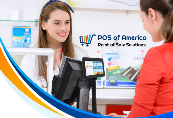 3nStar LCD 7″ Customer Display (PDL007U) USB - POS OF AMERICA