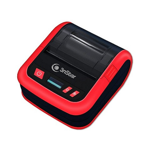 "3nStar 80mm (3"") Mobile Receipt and Label Printer Bluetooth (PPT305BT) - POS OF AMERICA"