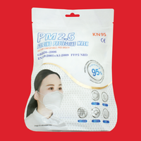 KN95 Face Masks - Pack of 10 - for Restaurants and Retail Stores - POS OF AMERICA