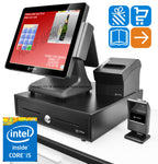 3nStar pcAmerica CRE POS Bundle i5 Turbo Core 4GB 120GB SSD Touchcomputer - POS OF AMERICA