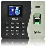3nStar Biometric Fingerprint Time Attendance TA040 - POS OF AMERICA