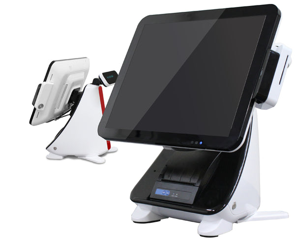UP SOLUTION UP8000J Intel Celeron™ J1900 (2.0GHz) with integrated Printer - POS OF AMERICA