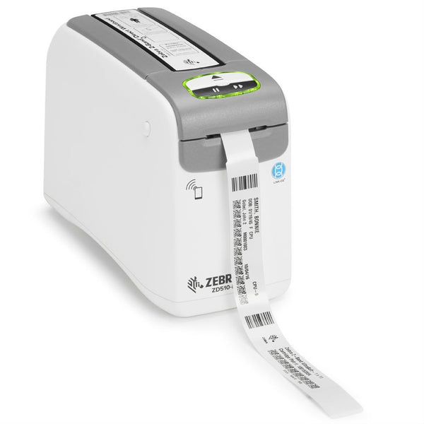Zebra ZD510-HC Patient I.D. Solution USB ETHERNET Replaces the HC100 - POS OF AMERICA