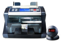 Accubanker AB5200 Bank Teller Counter 110v - POS OF AMERICA