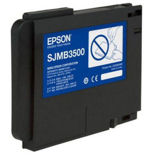 Genuine Epson C33S020580 SJMB3500 Maintenance Box for TM-C3500 US Location - POS OF AMERICA