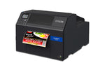 EPSON, TM-C6500A, COLORWORKS 8 INCH COLOR LABEL PRINTER WITH AUTOCUTTER, USB, ETHERNET AND SERIAL INTERFACE - POS OF AMERICA