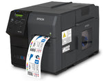 Epson TM-C7500GE Color Label Printer COLORWORKS USB ETHERNET WASATCH SOFTWARE C31CD84A9991 - POS OF AMERICA