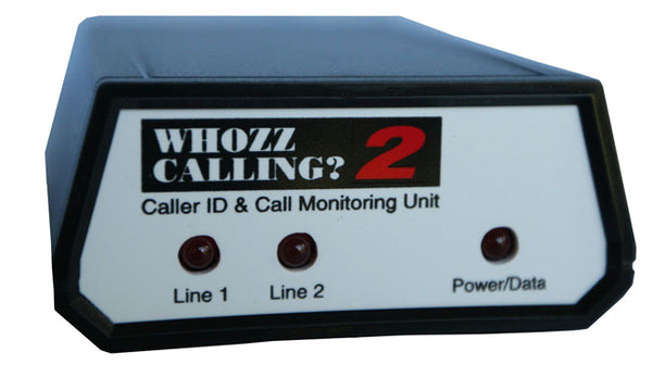 Caller ID Whozz Calling POS (Basic) for pcAmerica 2 Lines - POS OF AMERICA