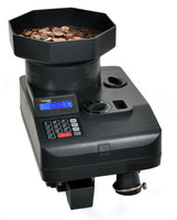 Cassida C850 Portable Heavy-Duty Coin Counter Off-Sorter - POS OF AMERICA