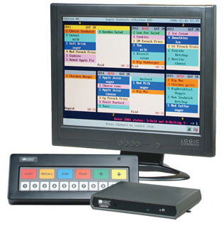 Logic Controls Kitchen Display System for Aldelo - POS OF AMERICA
