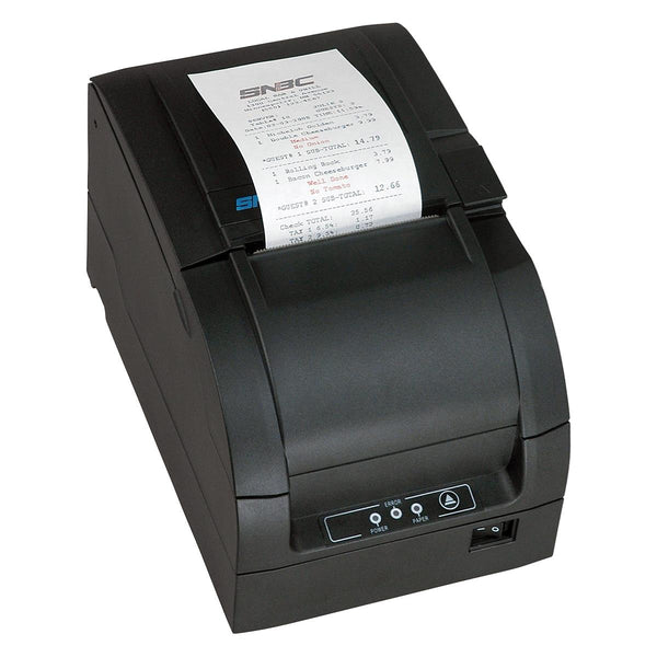 SNBC Impact Printer BTP-M300 Black  - POS OF AMERICA